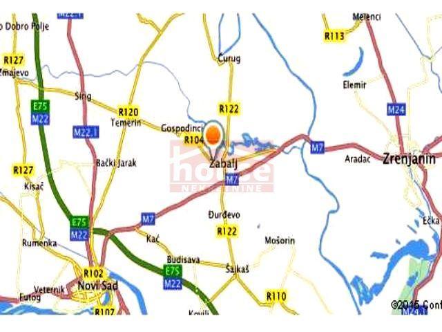 Poslovni prostor , ŽABALJ , Prodaja | Poslovni Prostor 2000M² Kraj Sela